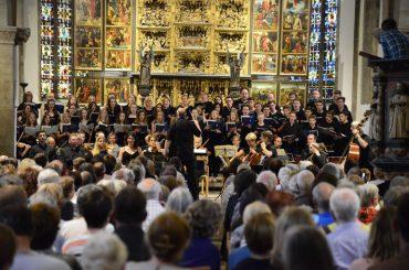 Musik verbindet – auf dem Adventskonzert in der St. Viktorkirche