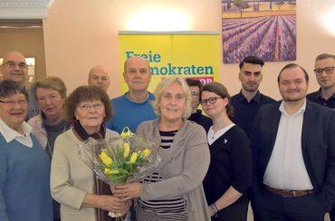 Ortsparteitag stellt Weichen – Zwölf neue Mitglieder für die FDP