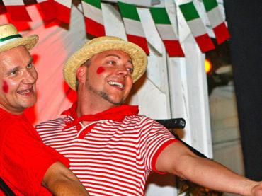 Ein Pannekaukenfest ohne die Schwerter Operettenbühne